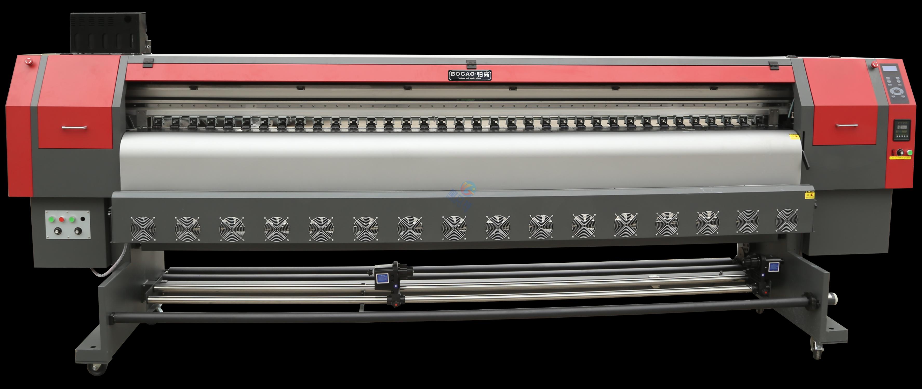 西安宽幅户外压电写真机壁画专用
